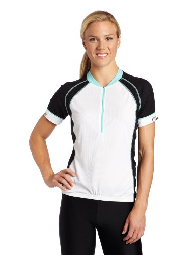 Buy Low Price Canari Cyclewear Women's Cascade Short Sleeve Cycling Jersey (22152 Cascade Jersey)