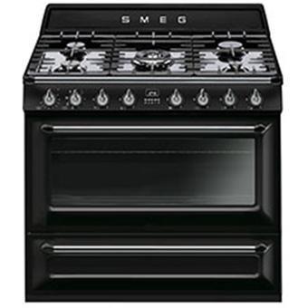 Smeg TRI90BL Libera installazione B Nero cucina