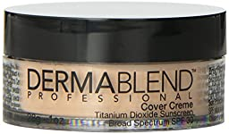 Dermablend Cover Creme - Chroma 1 - Rose Beige, 1 oz
