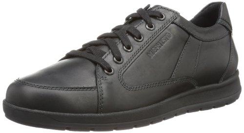 Mephisto GREGOR STEVE 2600 BLACK P5109102, Sneaker uomo, Nero (Schwarz (BLACK STEVE 2600)), 42