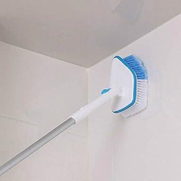 Long Handle Bathroom Cleaning Brush My Web Value