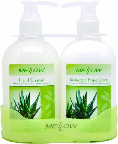 Aloe Vera Set - Hand Cleanser & Lotion [36 Pieces]