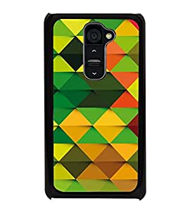 Colourful Pattern 2D Hard Polycarbonate Designer Back Case Cover for LG G2 :: LG G2 D800 D802 D801 D802TA D803 VS980 LS980