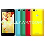 TheCellKart Pack Of 2 Matte Screen Guard Scratch Guard Protector For Micromax Canvas 2 Colors A120