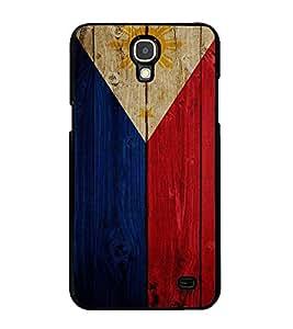 Fuson Premium 2D Back Case Cover Flag design With Multi Background Degined For Samsung Galaxy Mega 2 SM-G750H