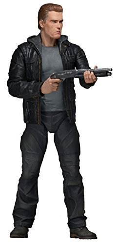"""NECA Terminator Genisys 7"""" Scale Guardian T-800 Action Figure by Neca"""