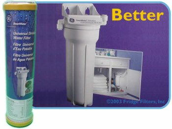 ge smartwater replacement water filter fxulc3pack ge smartwater heater
