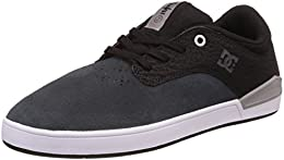 DC Mens Leather Sneakers B01HGIJRQ6