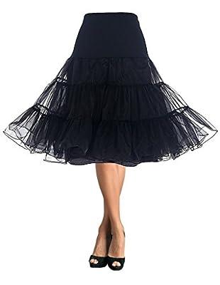DaisyFormals® Women's 50s Vintage Rockabilly Petticoat Tutu( More Colors )