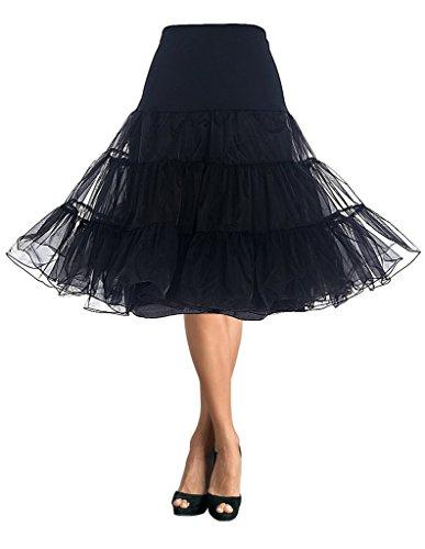 daisyformals-womens-50s-vintage-rockabilly-petticoat-skirt-tutu-net-underskirt-blacksm
