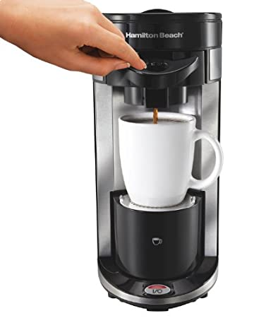 Hamilton Beach FlexBrew Single Serve Brew Coffee maker Use Keurig K-Cup 49995 eBay