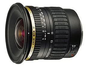 Tamron AF 11-18mm f/4.5-5.6 Di-II SP LD Aspherical (IF) Lens for Nikon Digital SLR Cameras