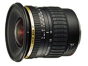 Tamron AF 11-18mm f/4.5-5.6 Di-II SP LD Aspherical (IF) Lens for Canon Digital SLR Cameras