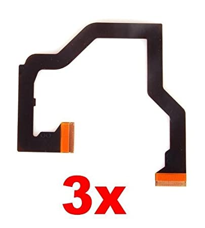 Neewer 3x CONNECT TOP BOTTOM LCD SCREEN FLEX CABLE For NINTENDO DS NDS