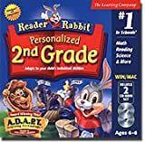 41ZX6GMRAML. SL160  Reader Rabbit Personalized 2nd Grade Deluxe Reviews