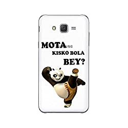 Mota Kisko Bola Transparent Case for Samsung J7