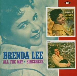 Brenda Lee - All the Way/Sincerely, Brenda Lee - Zortam Music