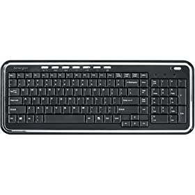 Kensington Slim Type Keyboard - PC ( 64365 )