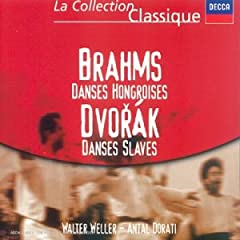 Brahms - Danses hongroises / Danses slaves