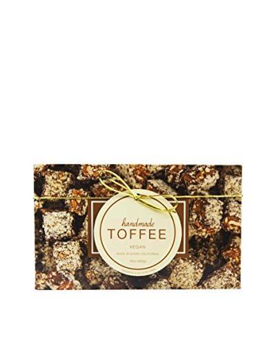 Toffee Boutique 16-Oz. Box of Vegan Dark Chocolate English Toffee
