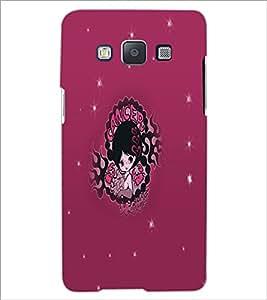 PrintDhaba Zodiac Cancer D-5612 Back Case Cover for SAMSUNG GALAXY A5 (Multi-Coloured)