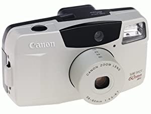 Canon SureShot 60 Zoom 35mm Camera