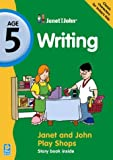 Writing Age 5 With Janet and John: Play Shops Pb (Janet & John Activity Books)