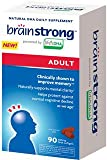 brain strong Adult DHA Daily Supplement, 300 mg, Softgels, 90 ct.