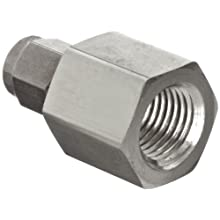 Parker A-Lok 12FSC12N-316 316 Stainless Steel Compression Tube Fitting, Adapter, Tube OD x NPT Female