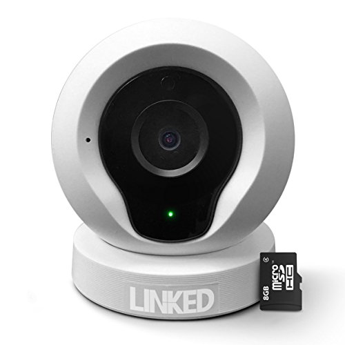 x10 linked lq2 wireless ip camera baby monitor and home security cam 720p h. Black Bedroom Furniture Sets. Home Design Ideas