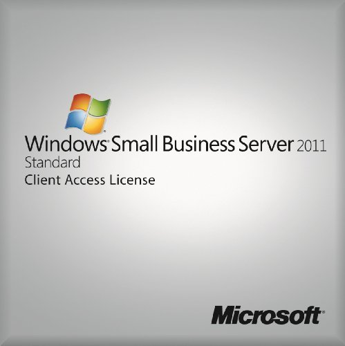 OEM Windows Small Business Server 2011 Standard CAL (5 Devices)