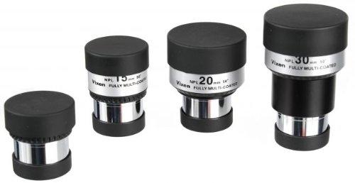 Vixen Npl Plossl Telescope Eyepiece, 4Mm 39201