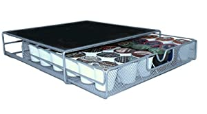 DecoBros K-cup Storage Drawer Holder for Keurig K-cup Coffee Pods by Deco Brothers