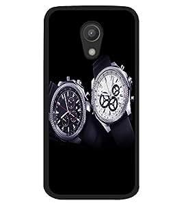 printtech Watches Back Case Cover for Motorola Moto G2 X1068 , Motorola Moto G (2nd Gen)