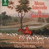 echange, troc Marie-Claire Alain - Messe solennelle St Hubert