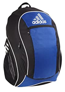 adidas Estadio Team Backpack II (Cobalt Blue, 13  x 20  x 10-Inch)