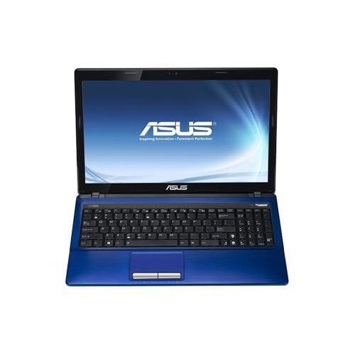 ASUS K53Eシリーズ 15.6型ワイドTFTカラー液晶 ノートPC Corei5-2410QM  (USB3.0×1,USB2.0×2)チルブルー K53E-SXBLUE2
