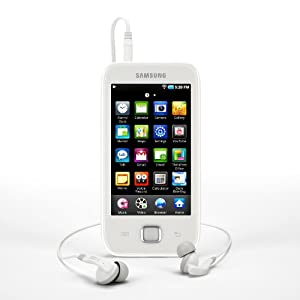 Samsung 16GB Galaxy Player 50 - White