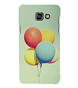 Balloons 3D Hard Polycarbonate Designer Back Case Cover for Samsung Galaxy A5 (2016) :: Samsung Galaxy A5 2016 Duos :: Samsung Galaxy A5 2016 A510F A510M A510FD A5100 A510Y :: Samsung Galaxy A5 A510 2016 Edition
