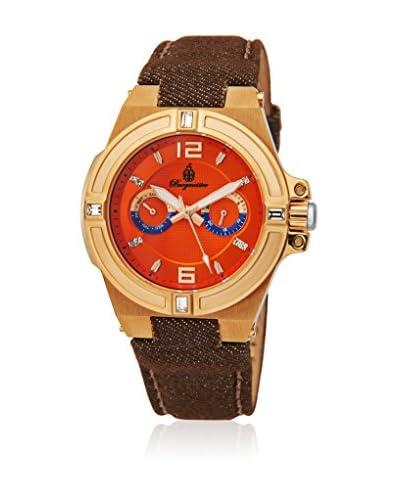 Burgmeister Reloj de cuarzo 220-390 Marrón 39 mm