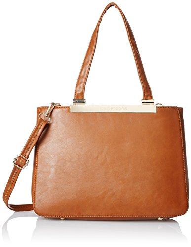 Lino Perros Women's Handbag (Brown) - B01HT49HEO