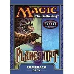 Magic the Gathering MTG Planeshift Comeback Theme Deck - 1