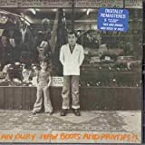 Ian Dury new boots and panties LP