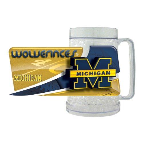 Ncaa Michigan Wolverines Freezermug front-183405