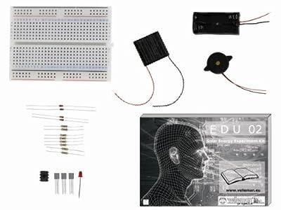 Velleman EDU02 Solar Energy Experiment Kit
