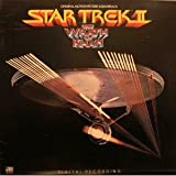Star Trek II - The Wrath of Khan [Soundtrack LP]