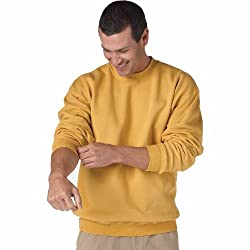 Hanes 90/10 Cotton/Poly 10 oz Ultimate Crew Sweatshirt