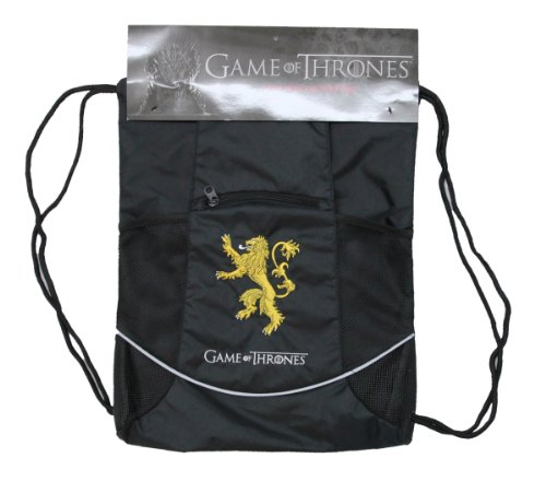Game of Thrones Lannister Cinch Bag - 1