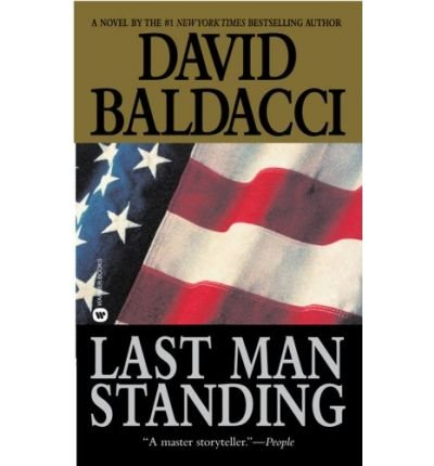 (Last Man Standing) By Baldacci, David (Author) Mass Market Paperbound on 01-Sep-2002