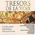 Trésors des voix (Coffret 4 CD)